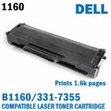 Where To Buy Dell 331 7355 B1160 Compatible Black Laser Toner Prints 1500 Pages 5 Coverage