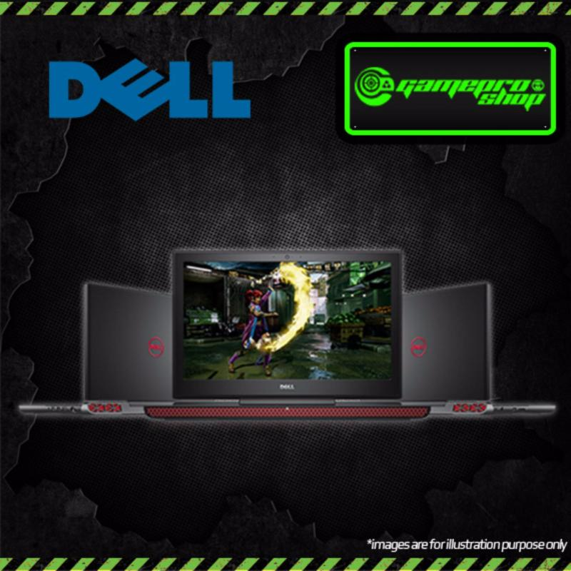 DELL 7567 inspiron 15 7000 Gaming Laptop (BLK)- i7-7700HQ,GTX1050TI 4GB,WIN10