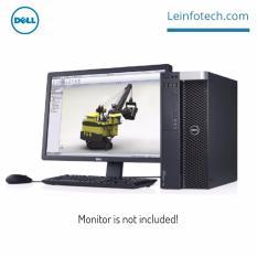 Dell Precision Workstation T3600 Quad Core Xeon E5 1607 3 0Ghz 8Gb Ddr3 240Gb Ssd Nvidia Quadro 2000 Win 10 Pro Warranty Used Cheap
