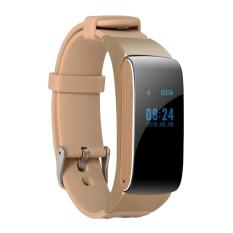 Discounted Df22 Smart Band Talkband Bluetooth Watch Bracelet Portable Talk Smartband Pedometer Active Fitness Tracker For Ios Android Phone Intl
