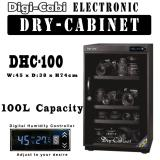 List Price Dhc 100 100L Digi Cabi Electronic Dry Cabinet 5 Years Warranty Digi Cabi