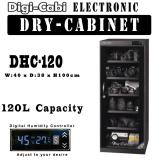 Dhc 120 120L Digi Cabi Electronic Dry Cabinet 5 Years Warranty Price