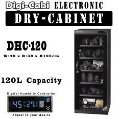 Get Cheap Dhc 120 120L Digi Cabi Electronic Dry Cabinet 5 Years Warranty