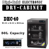 Compare Price Dhc 40 50L Digi Cabi Electronic Dry Cabinet 5 Years Warranty On Singapore