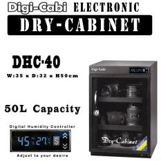 Who Sells The Cheapest Dhc 40 50L Digi Cabi Electronic Dry Cabinet 5 Years Warranty Online
