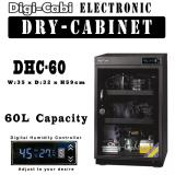 Buy Dhc 60 60L Digi Cabi Electronic Dry Cabinet 5 Years Warranty On Singapore