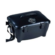 Digi Cabi 10L Dry Box With Humidity Hygrometer Air Tight Clip Dust Proof 10L Capacity Multiple Compartments Black Camera Instruments Digi Cabi Cheap On Singapore