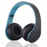 Review Digital 4 In 1 Andoer Stereo Wireless Bluetooth 4 Edr Sport Foldable Headphone Headset Wired Earphone With Microphone Microsd Tf Fm Radio Intl Xbotmax