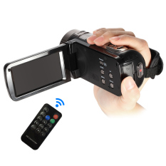 Lowest Price Digital Video Camera Camcorder 3 Lcd Touch Screen Dv 24Mp 1080P Full Hd Support For Hdmi Av Output Night Shot 16X Digital Zoom Dvr Remote Control Intl