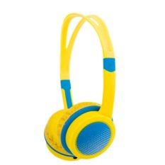 How To Buy Ditmo Dm 2720 Stereo Headphone For Kids Game Music Headset For Smart Phones Tablet Over Ear Children Earphone With Cable Yellow Intl