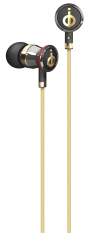Deals For Divas Audio In Ear Headset Dv 2013 Yellow