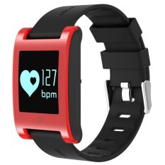 Top Rated Dm68 Wristband Heart Rate Monitor Smart Watches Blood Pressure Monitor Smart Band Bluetooth Ip67 Water Proof Bracelet Fitness Tracker Intl