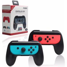 How To Get 2 Pack Dobe Joy Con Grip Kit For Nintendo Switch High Quality Wear Resistant Joy Con Handle For Nintendo Switch Black Black