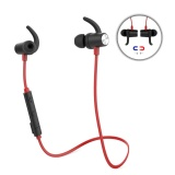 Price Dodocool Magnetic Wireless Stereo Sports In Ear Headphone With Hd Mic Cvc 6 Noise Cancellation For Most Bluetooth Enabled Smart Devices Red Intl Dodocool Online