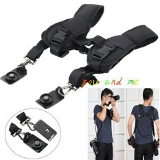Fast Photo Hand Shoulder Strap Fast Gunman Dual Double Shoulder Straps Single-lens Reflex Camera