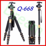 Dream Qzsd Portable Q 668 Slr Camera Tripod Monopod Ball Head For Slr Camera Intl Deal