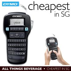 DYMO LabelManager 160 Handheld Label Maker Printer (Cheapest in SG)