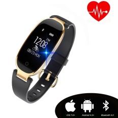 Low Price Dynamic Heart Rate Monitor Fitness Tracker Step Walking Sleep Counter Wireless Wristband Ip67 Waterproof Smart Band Intl
