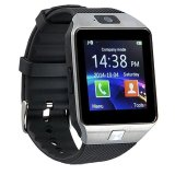 Cheapest Dz09 Smart Watch Bluetooth Touchscreen For Android And Ios Intl Online