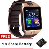 Discount Dz09 Smart Watch For Apple Android Phone Support Sim Tf Card Mp3 Smartwatch With Camera Anti Lost Intl China