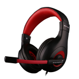 E Sports Games Ovvan X4 Head Mounted Headphones Computer Voice Headset Heavy Bass L0L Wired Microphone Black Intl Oem Discount