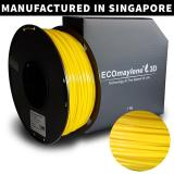 Discount Ecomaylene3D Abs 1 75Mm Banana Yellow 1Kg Singapore