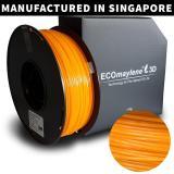 Discount Ecomaylene3D Abs 1 75Mm Tomato Orange 1Kg Ecomaylene3D Singapore
