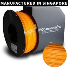 Discount Ecomaylene3D Abs 1 75Mm Tomato Orange 1Kg