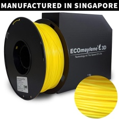 Where Can I Buy Ecomaylene3D Pla 1 75Mm Fuzzy Yellow 1Kg