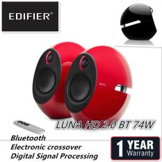 Price Comparisons For Edifier Luna Eclipse Hd 2 Bluetooth Speakers With Digital Optical Input