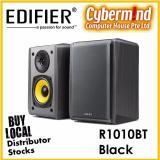 Low Price Edifier R1010Bt Bluetooth Wired 2 Speaker Black