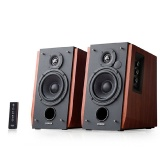 Price Comparisons Edifier R1700Bt Bluetooth Stereo Desktop Computer Speakers 2 Wooden Subwoofer Hifi Intl