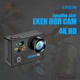Top Rated Eken H8R Ultra Hd 4K 30Fps Wifi Sports Action Camera Cam Dual Screen Remote Shutter Camcorder With Eken Logo Intl
