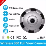 Top 10 Ekleva 2017 Newest Mini Wireless 360 Degree 960P Panoramic Wifi Ip Security Camera Fisheye With Ir Night Vision Intl