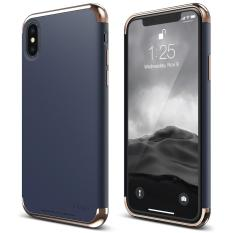 Discount Elago Iphone X Empire Case Rose Gold Jean Indigo Elago On Singapore