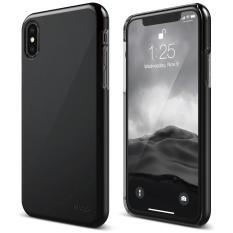 Sale Elago Iphone X Slim Fit 2 Case Jet Black Elago Online