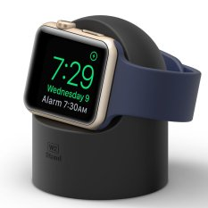 Buy Elago W2 Stand For Apple Watch Compatible With Apple Nightstand Mode Black On Singapore