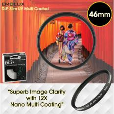 How To Get Emolux Digital Slim 46Mm Ultraviolet Uv Multi Coated Camera Lens Filter