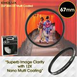 Buy Emolux Digital Slim 67Mm Ultraviolet Uv Multi Coated Camera Lens Filter Online
