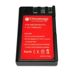 Purchase En El9 Rechargeable Lithium Ion Battery For Nikon Online