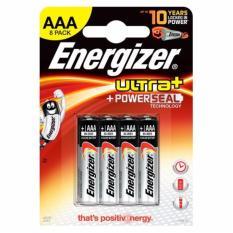 Energizer AAA Alkaline 4-Pack Batteries 1..5vAAALR03