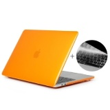 Review Enkay Hat Prince 2 In 1 Crystal Hard Shell Plastic Protective Case Us Version Ultra Thin Tpu Keyboard Protector Cover For 2016 Newmacbook Pro 13 3 Inch Without Touchbar A1708 Orange Intl Oem