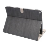 Get The Best Price For Enkay Wood Grain Horizontal Flip Solid Color Leather Case With Holder And Sleep Wake Up Function For Ipad Pro 12 9 Inch Black Intl