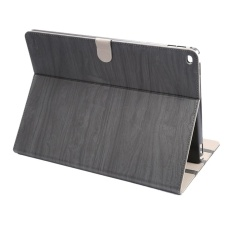 Who Sells Enkay Wood Grain Horizontal Flip Solid Color Leather Case With Holder And Sleep Wake Up Function For Ipad Pro 12 9 Inch Black Intl Cheap