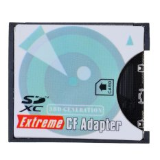 Buy Ep 025 Sd Sdhc Sdxc To Extreme Compact Flash Cf Type Ii Adapter Cheap China