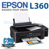 Sale Epson L360 All In One Ink Tank Printer Online On Singapore