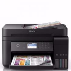Buy Epson L6170 Wi Fi Duplex All In One Ink Tank Printer With Adf Online Singapore
