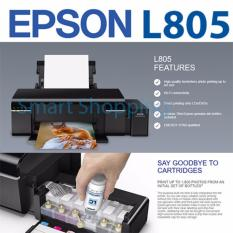 Epson L805 Wi-Fi Photo Ink Tank Printer Singapore