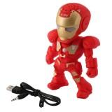 Where To Buy Era Steel Man Led Light Speakers Stereo Music Player Wireless Bluetooth Speaker Intl