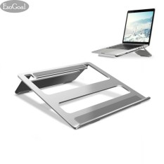 """EsoGoal Aluminum Laptop Stand Universal Portable Foldable Notebook Stand for 10""""-17"""" inch More - intl"""